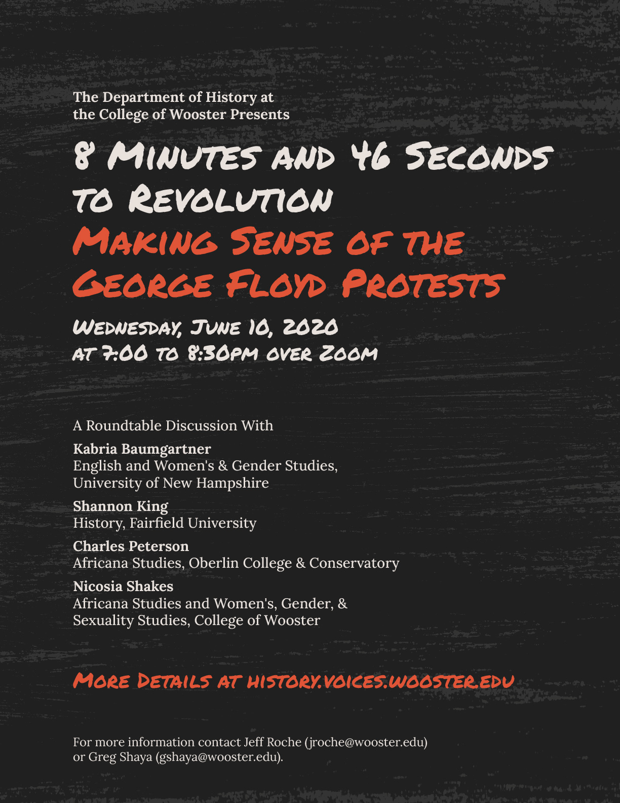 Poster for Roundtable
